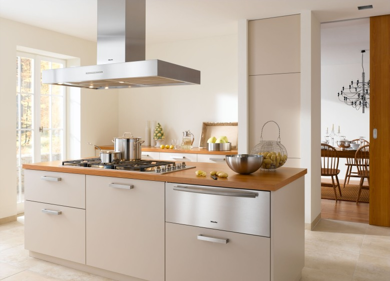 Miele kitchen