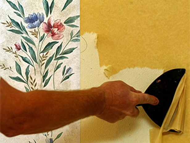 DIY wallpaper removal painterforum free house painting advice