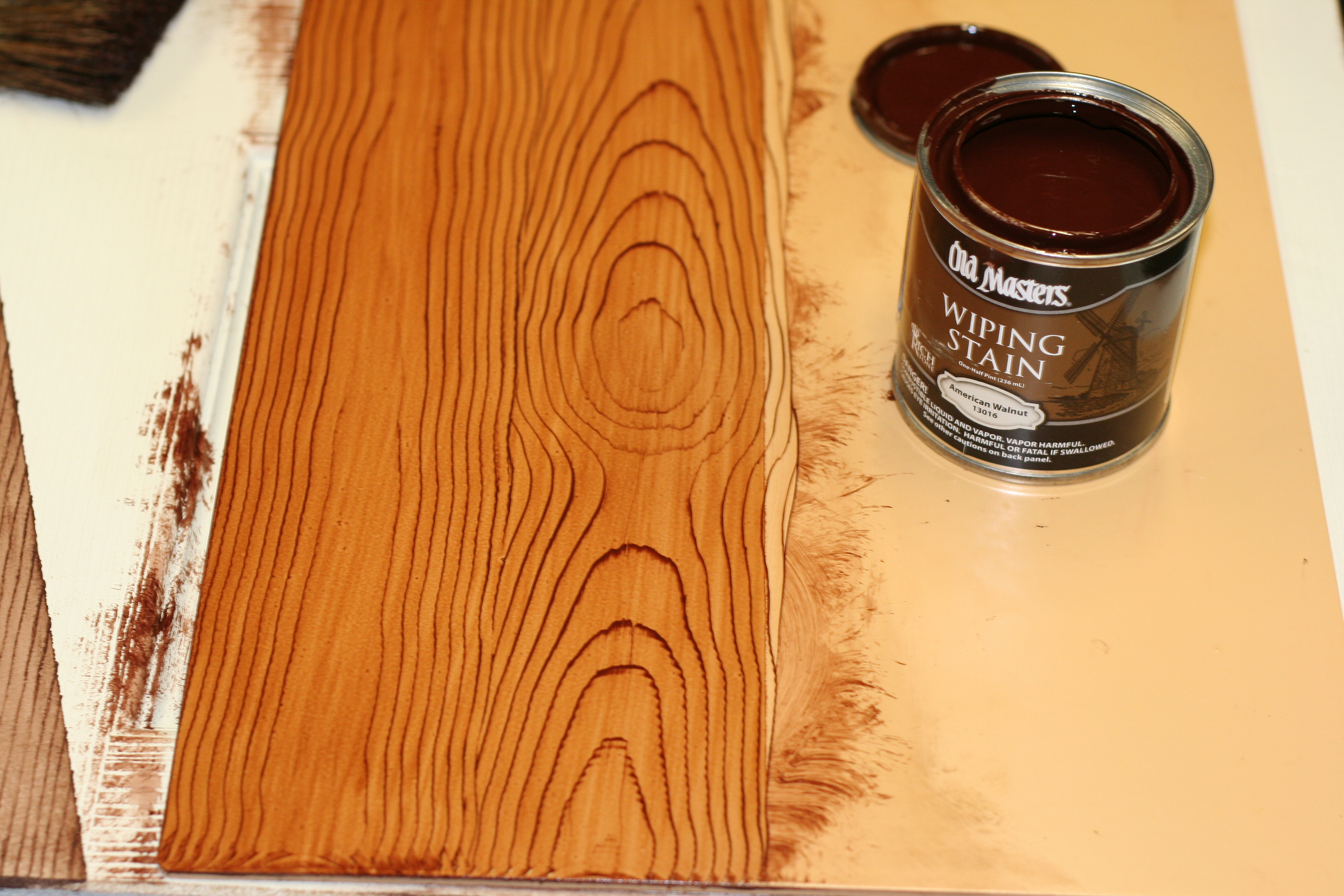 Wood Graining Hirshfield 39 S Color Club