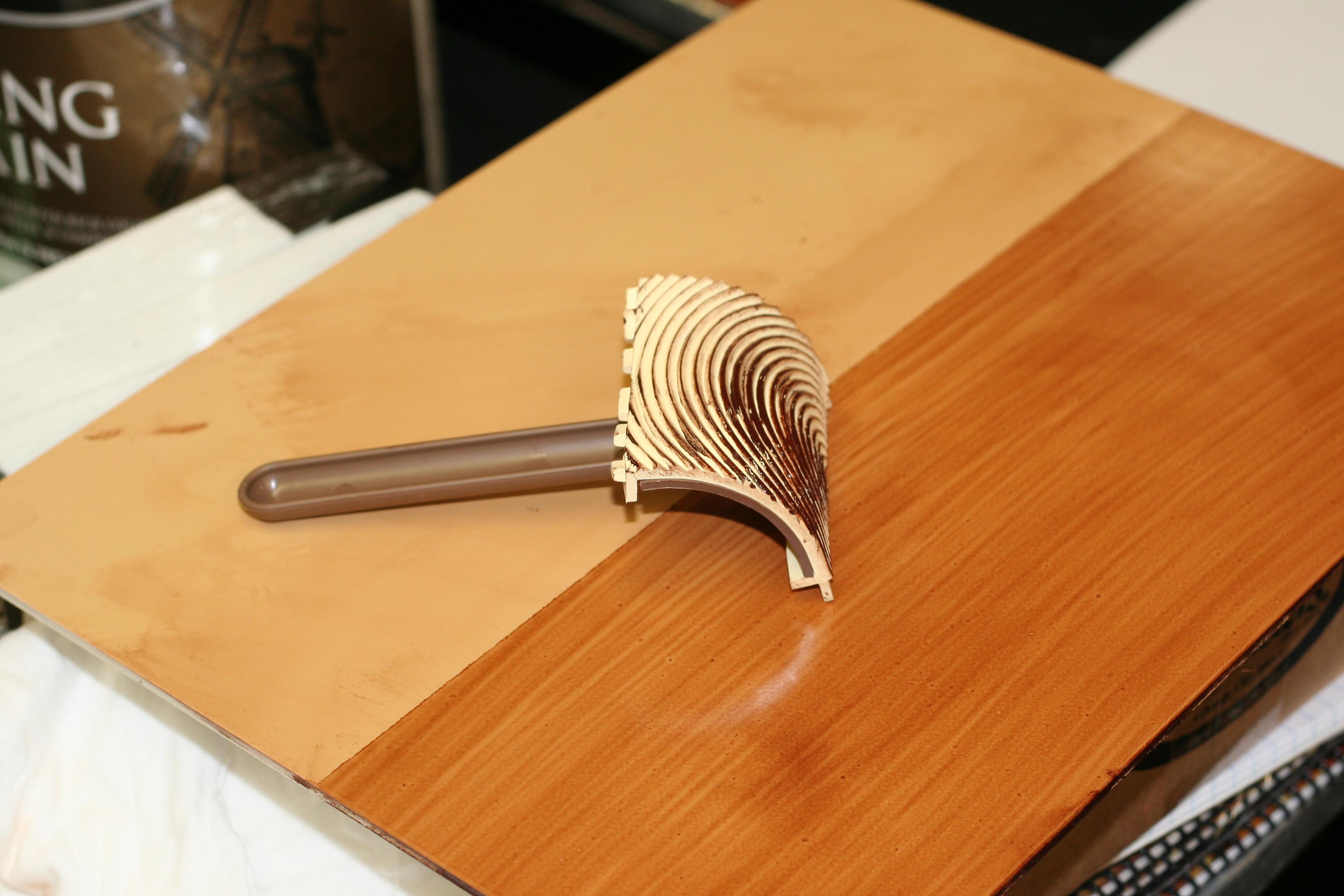 Wood Graining Hirshfield S Color Club