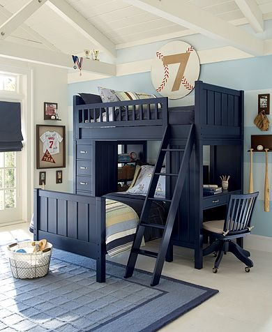 Designing a Darling Kid's Room With Baseball Bedroom Decor