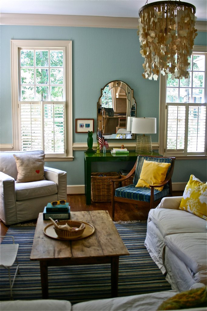 House of turquoise hirshfield 39 s color club for Benjamin moore turquoise colors