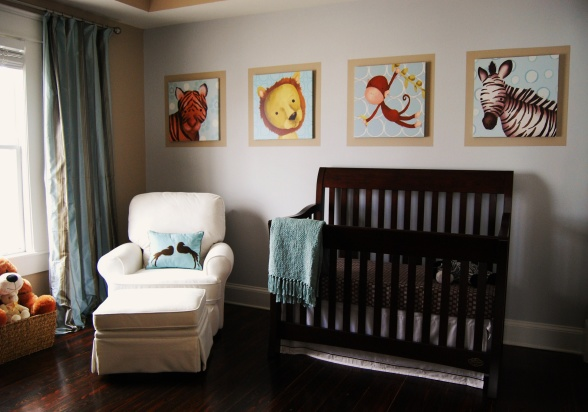 Gender Neutral Nursery Hirshfield S Color Club