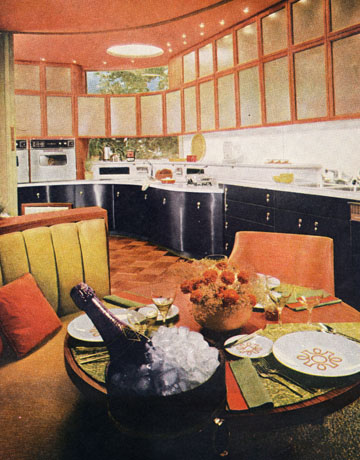 1960s Design Simple Of 1960s Kitchen Decor Pictures