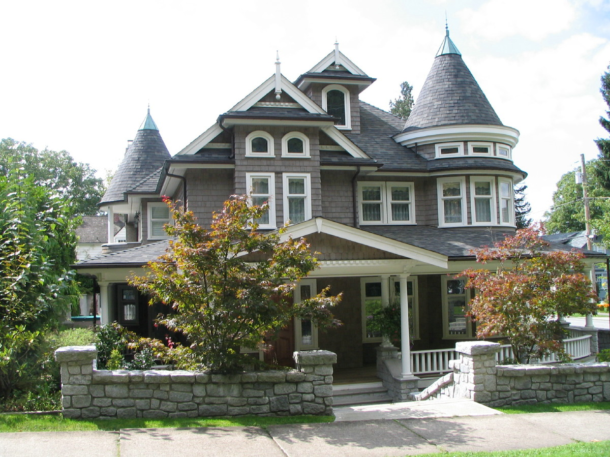 Maintaining the integrity of your victorian home for Victorian style house