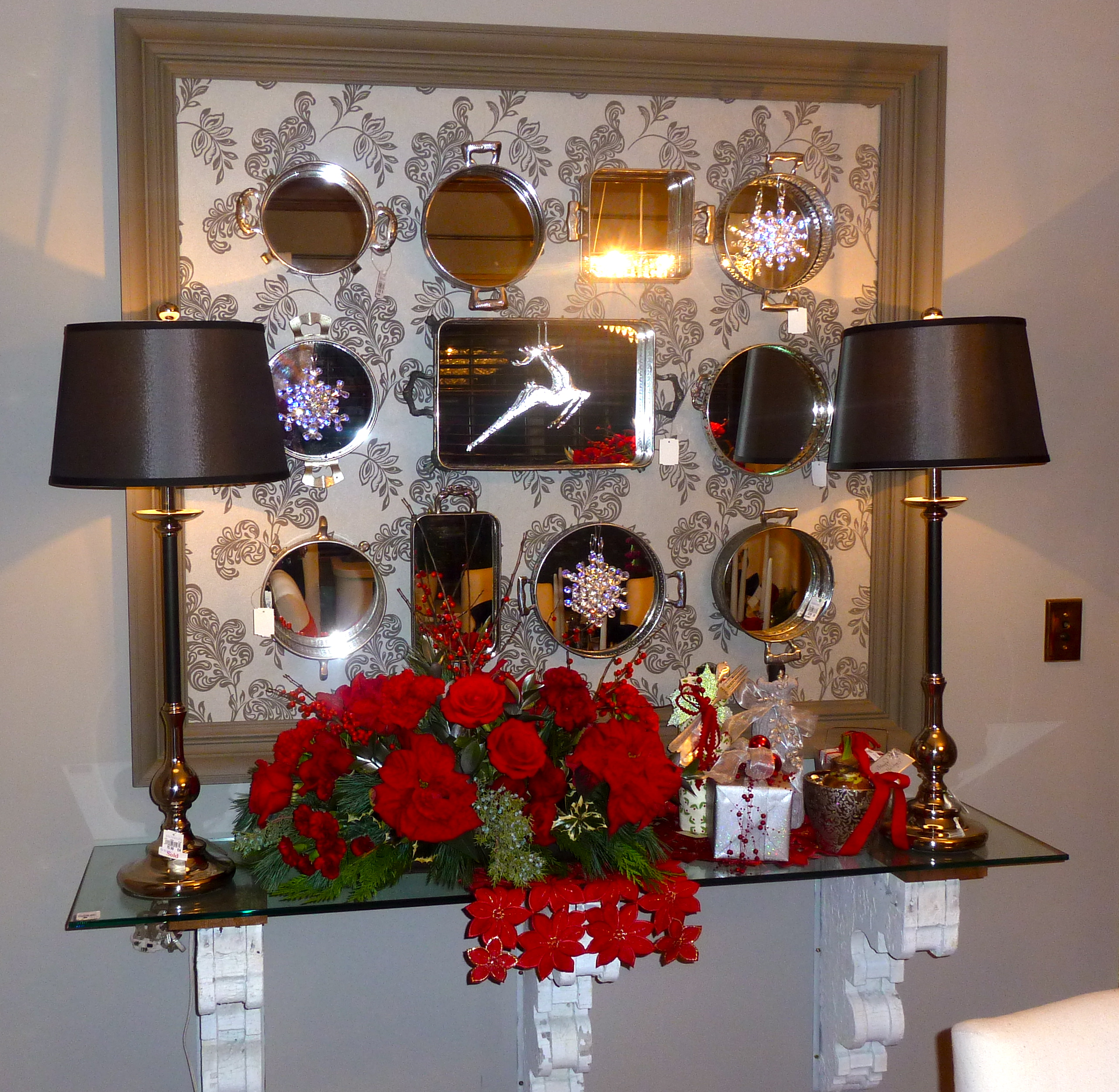 Friday Finds As Seen At Hirshfield S: {friday Finds: Bachman's Holiday Ideas House}