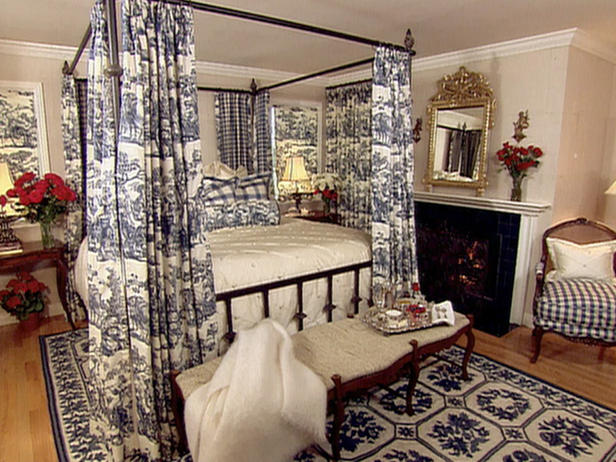 Guest room design hirshfield 39 s color club for Posh bedroom designs