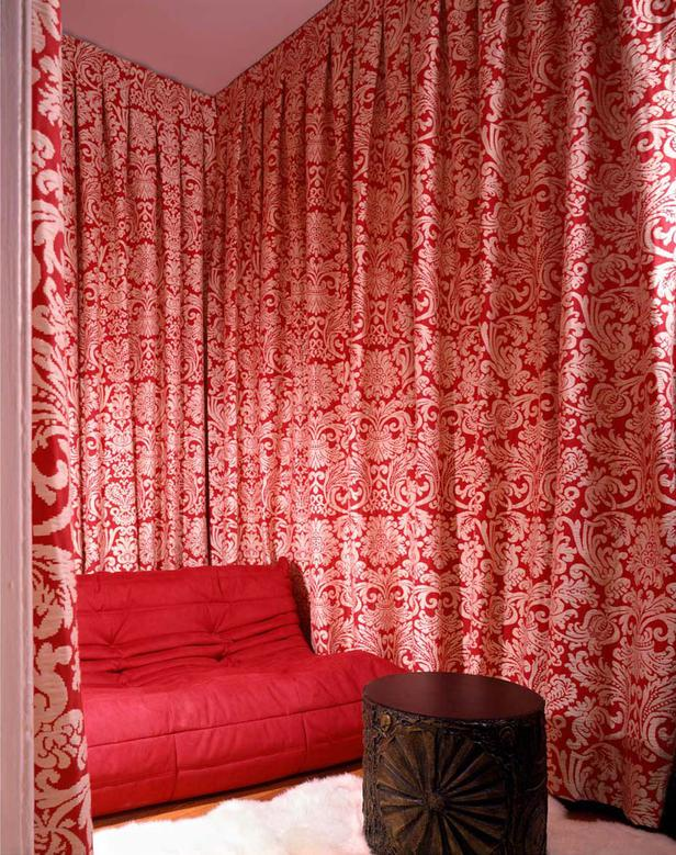 pink rooms | Hirshfield\'s Color Club