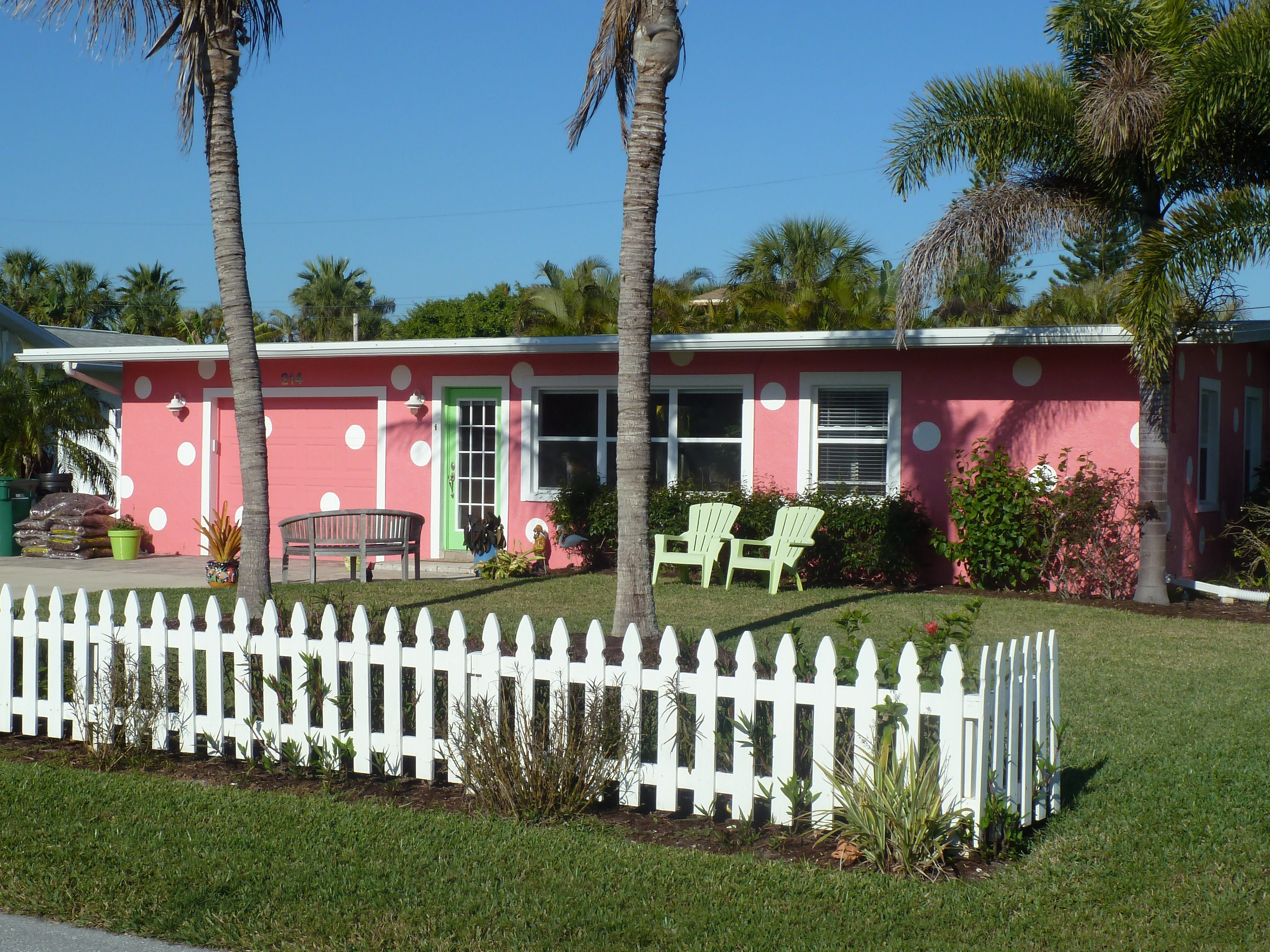House paint hirshfield 39 s color club - Florida home exterior paint colors ...