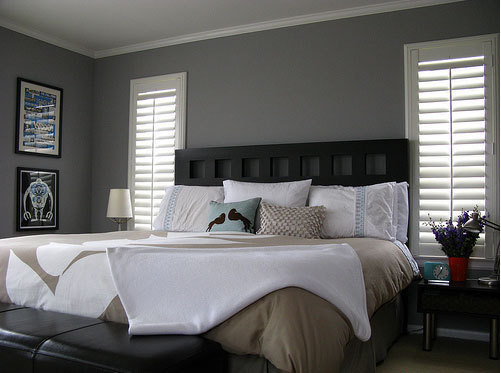 Gray owl 2137 60 hirshfield 39 s color club for Gray owl benjamin moore
