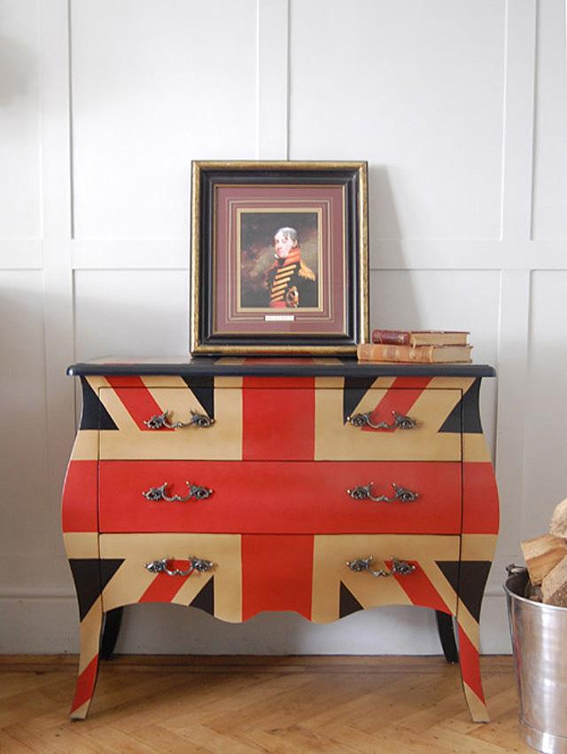 union jack furniture. Union Jack Sideboard Furniture