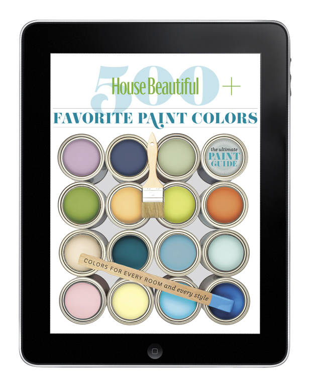 House Beautiful 500 Favorite Paint Colors App