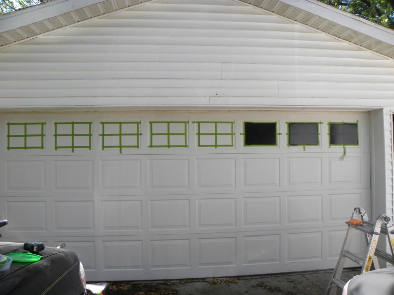 Friday finds diy carriage garage doors hirshfield 39 s for Build carriage garage doors