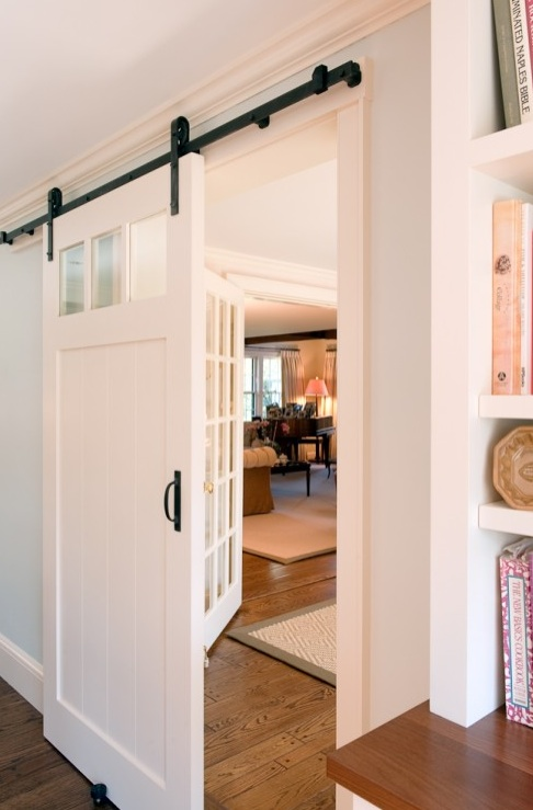 Sliding Barn Door Design 486 x 739