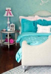 Venetian Plaster via House of Turquoise