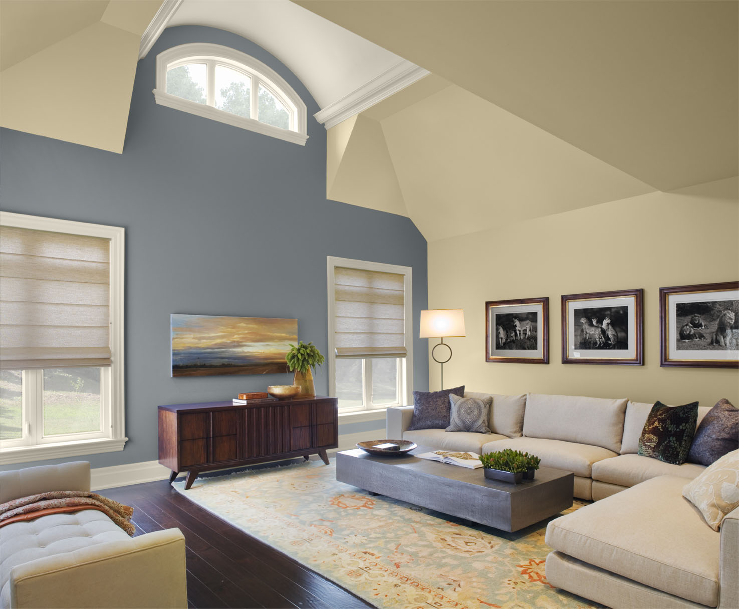 30 excellent living room paint color ideas slodive - Popular living room paint colors ...