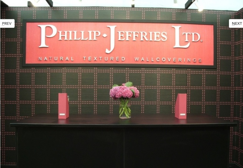 Phillip Jeffries booth