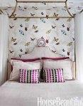 Farfalla wallpaper - Nina Campbell
