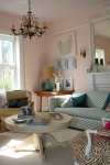 House of Turquoise - Pink Cloud 887 Benjamin Moore