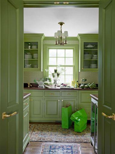 green benjamin moore paint
