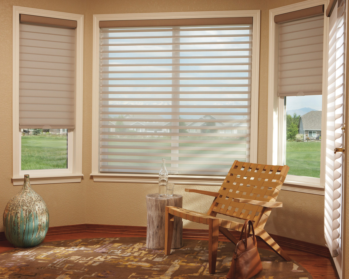 window treatment wednesday best choices for bay and bow On window treatments blinds and shades