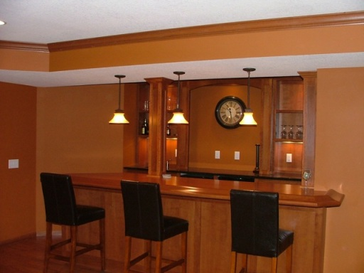 Celebrating father s day with man cave design hirshfield 39 s color club - Small space man cave model ...