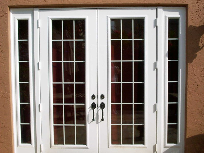 301 moved permanently for French doors with sidelights