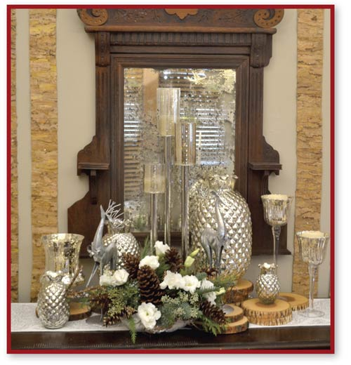 Hirshfield S Color Club: {Friday Finds: Bachman's Holiday Ideas House}