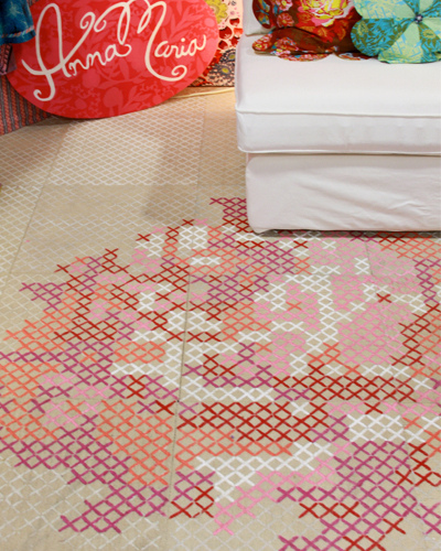 Hirshfield S Color Club: {friday Finds: X Marks The Spot With Cross-stitch ...