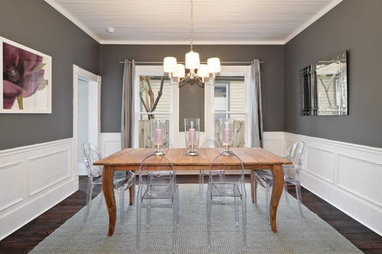 Houzz Revere Pewter Dining Room