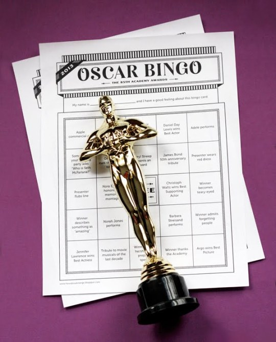 free-oscar-bingo-game