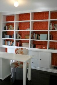 Orange inspires creativity.