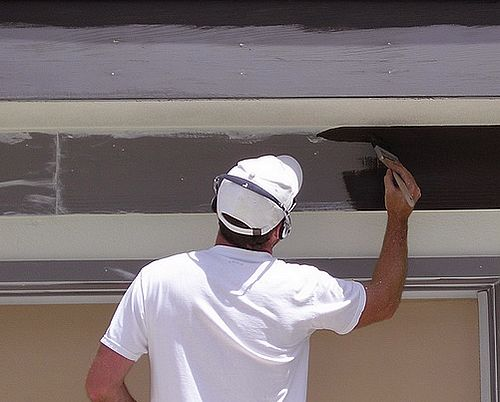 Finding the right temperature to paint outside for Temperature for exterior painting
