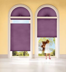 cordless window treatment