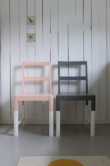 ... wished that ombré and color blocking would fall in love and procreate will be very excited about the advent of a new trend in color-dipped furniture. & pastel painted furniture | Hirshfield\u0027s Color Club