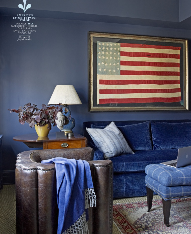 Friday Finds 2016 Interior Design Trends: {friday Finds: Decorating With Red, White And Blue