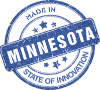 Made in Minnesota.