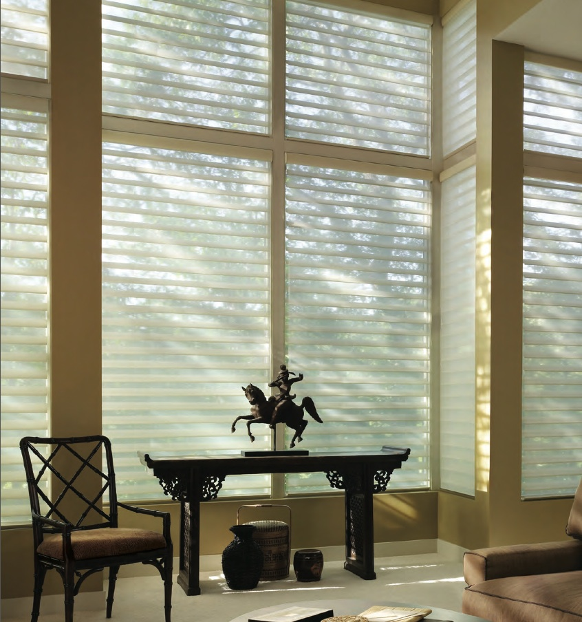 Hirshfield S Color Club: {window Treatment Wednesday: Treatments That Let The ...