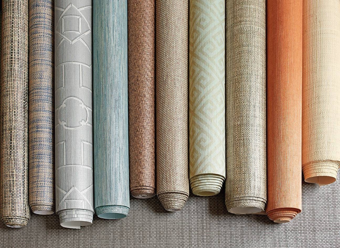 {thibaut's newest collection: grasscloth resource vol. 3} | Hirshfield's Color Club