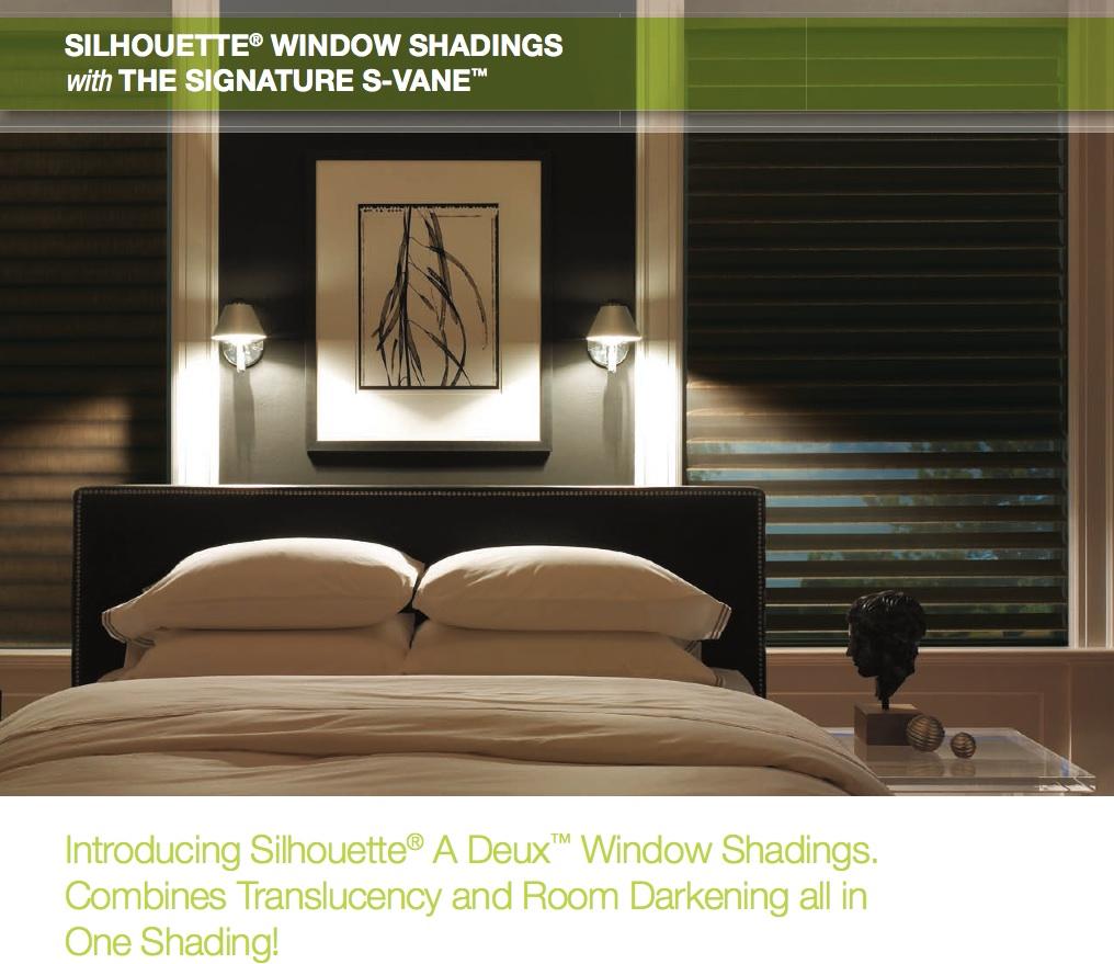 Hirshfield S Color Club: {window Treatment Wednesday: Silhouette® A Deux Window ...