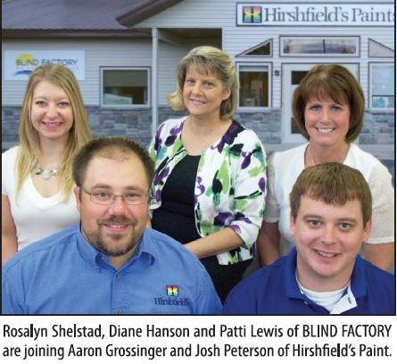 Alexandria The Blind Factory & Hirshfield's