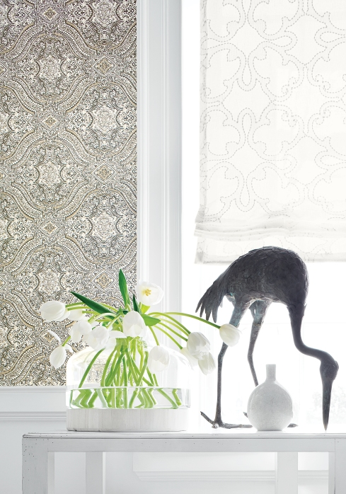 thibaut Caravan wallpaper book