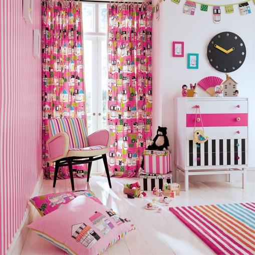 Children's wallpaper Harlequin