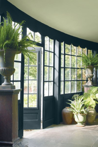 Benjamin Moore Colors Trends 2015