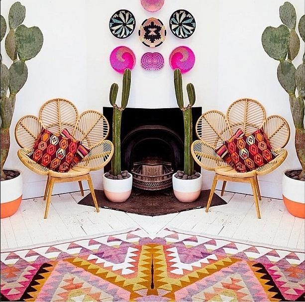 southwestern style interior