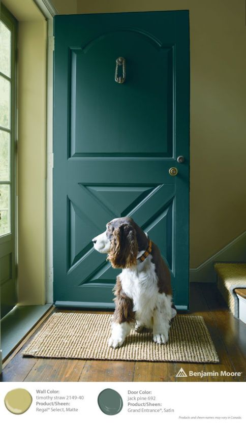 Benjamin Moore Grand Entrance