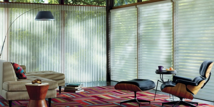 Silhouette Shadings by Hunter Douglas