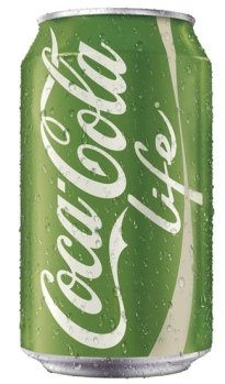 green coke can