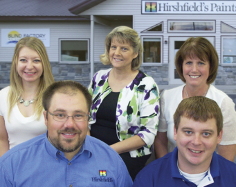 Hirshfield's Alexandria Staff