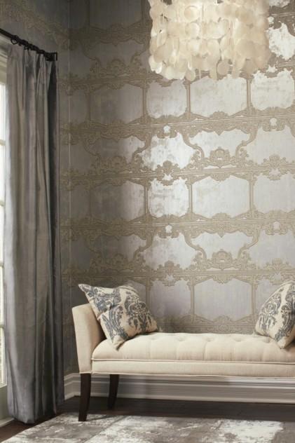 Venetia wallpaper by York
